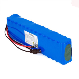 Image 2 - 24V 10ah 7S4P batteries 250W 29.4v 10000mAh Battery pack 15A BMS for motor chair set Electric Power + 29.4V 2A Charger