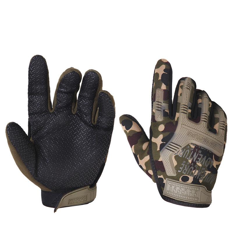 Tactical Military Gloves Men Camouflage Winter Gloves Hand Protection Camo Wrist Mittens For Women Hand Gloves Airsoft AGB862|tactical military gloves|military gloves|hand gloves -
