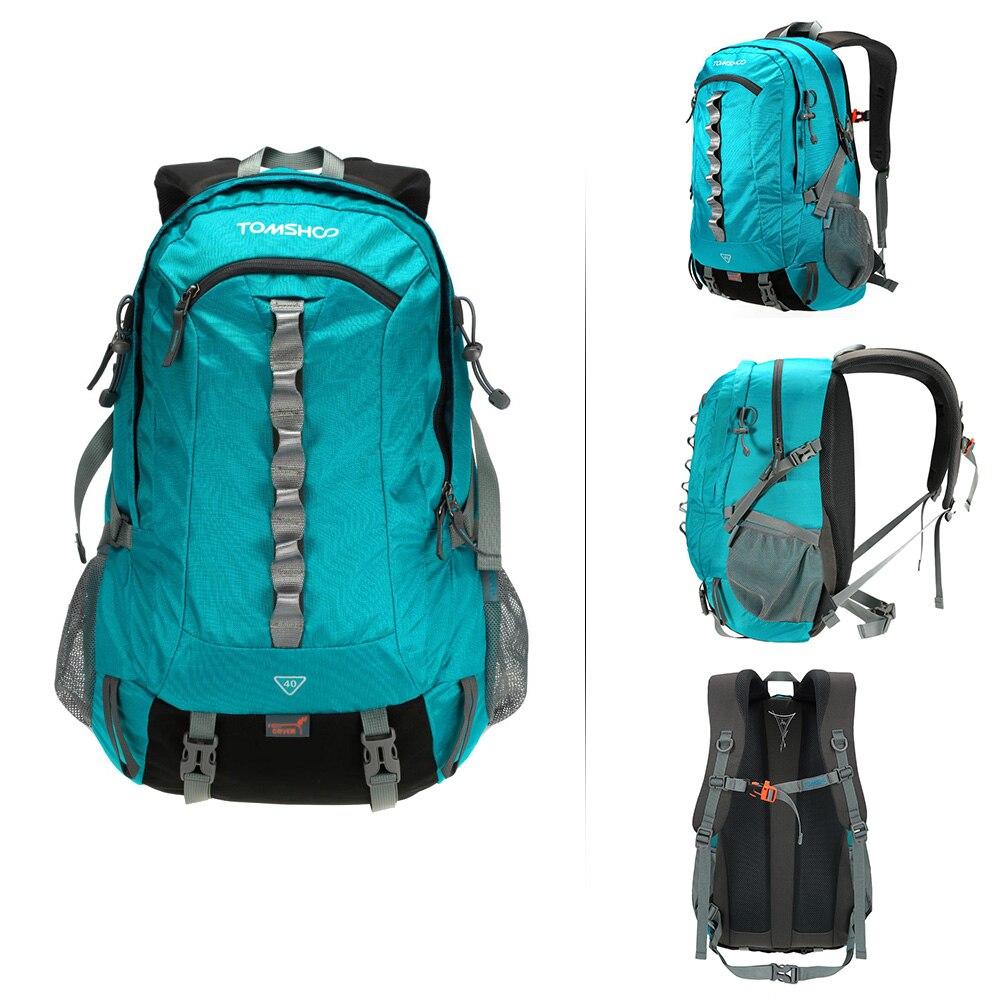 L Camping Travel Trekking Outdoor Backpack Hiking Bag Knapsack