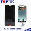 Para samsung galaxy s5 i9600 sm-g900 sm-g900f g900 para g900r Telefone G900F G900H G900M LCD Substituição Gratuita HK Post com rastreamento