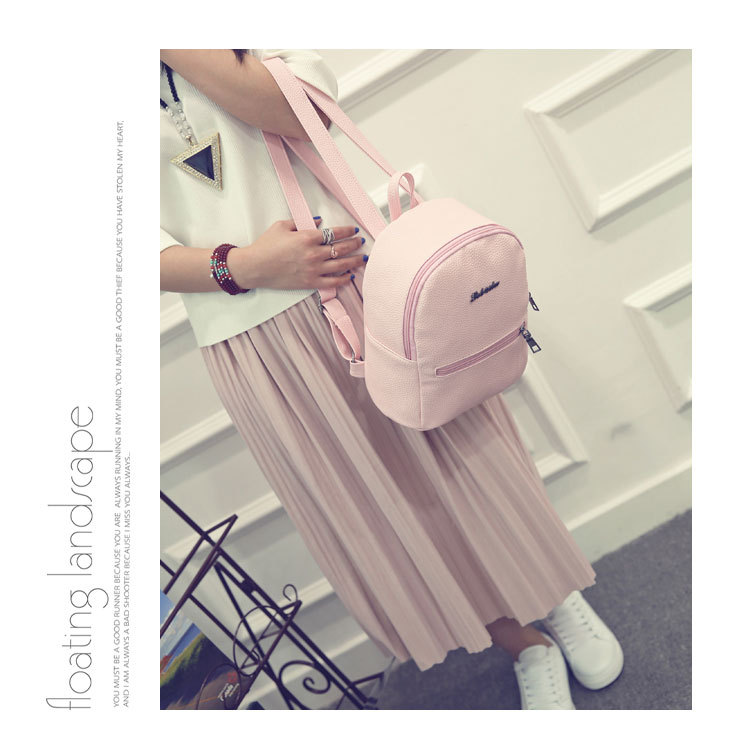 HTB1VrLBkcj B1NjSZFHq6yDWpXaf 2019 New Backpack Summer Small Women Backpack Candy Color Student Travel Shoulder Bags Teenager Girls Female Mochila Bagpack