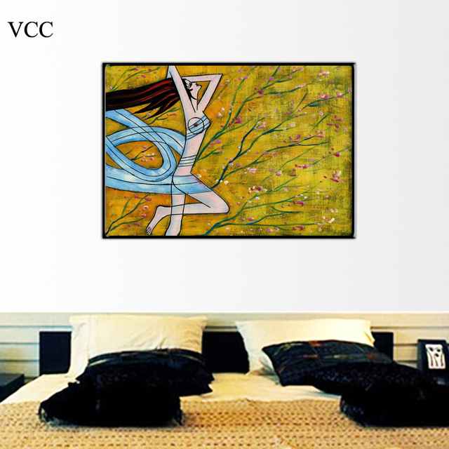 VCC Wall Art,Canvas Painting Cuadros Decoration Wall Pictures For ...