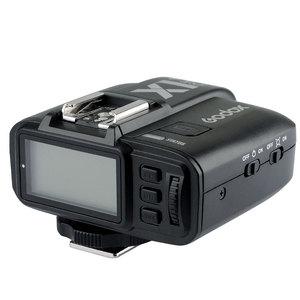 Image 4 - Беспроводной передатчик Godox для камеры Canon, Nikon, Sony, Fujifilm, Olympus, TTL, HSS, с тригггером и трансмиттером, с поддержкой камеры 2,4G, для камер Canon, Nikon, Sony, Fujifilm, Olympus, с функцией тригггера, с функцией включения, и поддержкой камеры