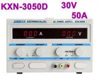 Free shippingKXN 3050D DC power supply / 0 30V, 0 50A meter battery test Automotive equipment maintenance equipment