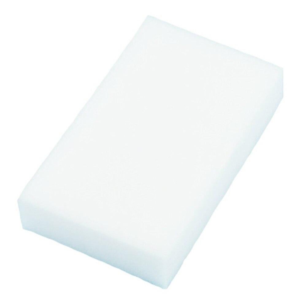 20Pcs Magic Multi Sponge Clean Foam Cleaner Cleansing Eraser Car Wash Kitchen 10cm x 6cm x 2cm(White)