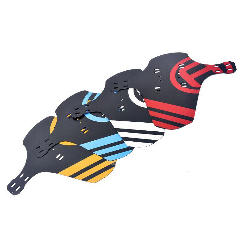 Красочные MTB Дорожный велосипед Велоспорт Велосипедные крылья переднее крыло для горный велосипед аксессуары новые