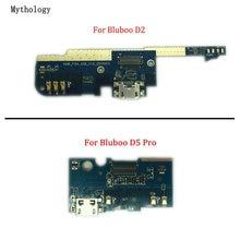 цена на For Bluboo D5 Pro & D2 USB Charging Port Board Flex Cable Circuits Connector Parts Mobile Phone Mythology