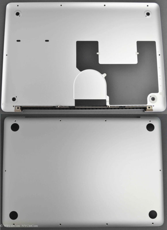 New Bottom Lower Case Cover for Apple Macbook PRO 13   A1278 MC347 MC347 MC375  2009 2010 and 2011 original new 8 inch bq 8004g tablet touch screen digitizer glass touch panel sensor replacement free shipping