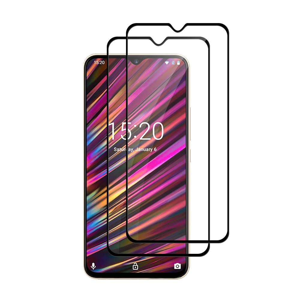 UMIDIGI F 1 Tempered Glass FOR UMIDIGI F1 F 1 / F1 Play Ultra-thin Protective Mobile Front Film Screen Protector Case Cover