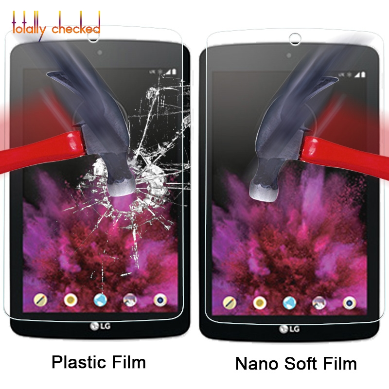 Для LG G Pad 7,0 LK430 анти-разбивающая Защитная пленка для экрана лучшее качество взрывобезопасная эластичная нанопленка