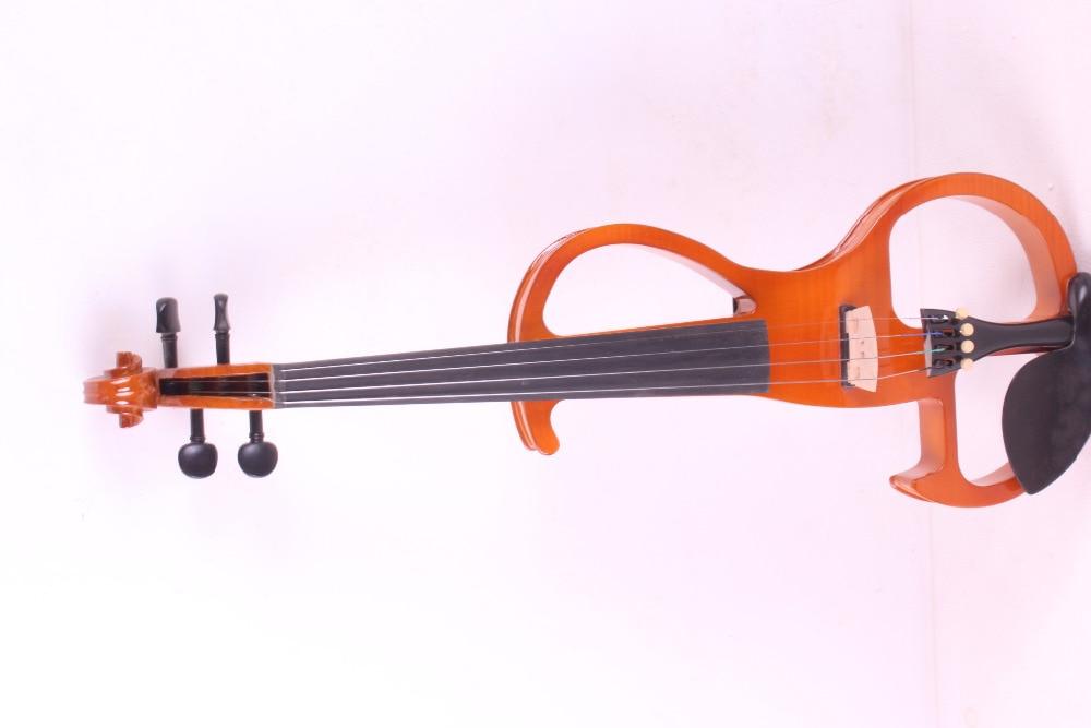 Ebony Violin Tailpiece Pearl Inlay /& Tailgut Violin Parts Strings Parts Supply