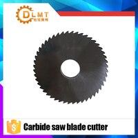 1pcs 100mm 0.8 1.0 2 Saw Blade Circular Solid Carbide Round Slitting Saw Cutter 50T CNC Cutter Knife Metal Slotting Cutting Tool