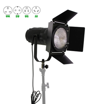 ALUMOTECH 100% Flicker Free 2db Noisy Portable HMI Light 350W PRO Film Camera video Studio