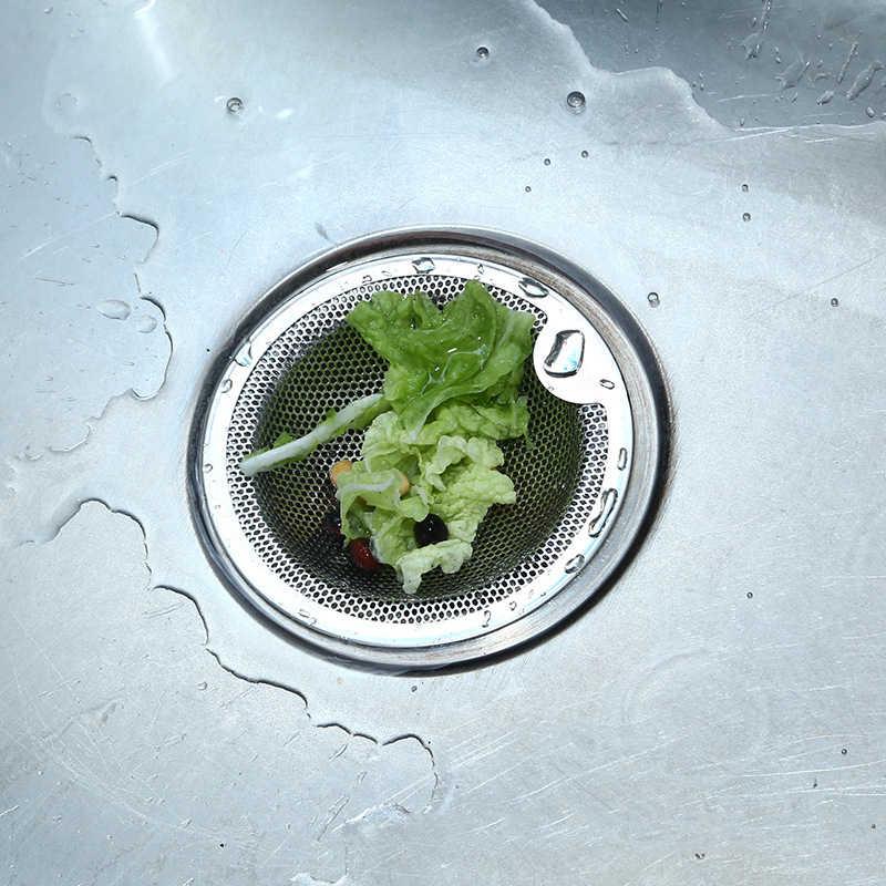 新ステンレス鋼浴室洗面ヘアフィルタ台所のシンク床排水抗ブロッキングホームアクセサリーツールトイレ用品