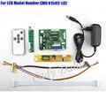 HDMI VGA 2AV Controller Board + Backlight Inverter + 30P Lvds Cable + Remote for CMO N154I2 - L02 1280x800 1ch 6bit LCD Display