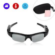 b927f0d052 Gafas de cámara para deportes al aire libre Mini gafas de sol polarizadas  videocámara Secert seguridad inteligente Cam DV voz gr.
