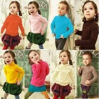 Children S Clothing 2 8T Unisex Boy S Girl S Sweaters Basic Underwear For Winter Autumn