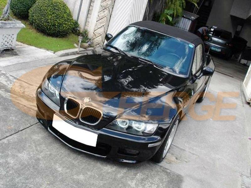 bmw z3 1996. Ccfl Angel Eyes BMW Z3 1996-2002 HALOGEN Headlight(1) Bmw Z3 1996