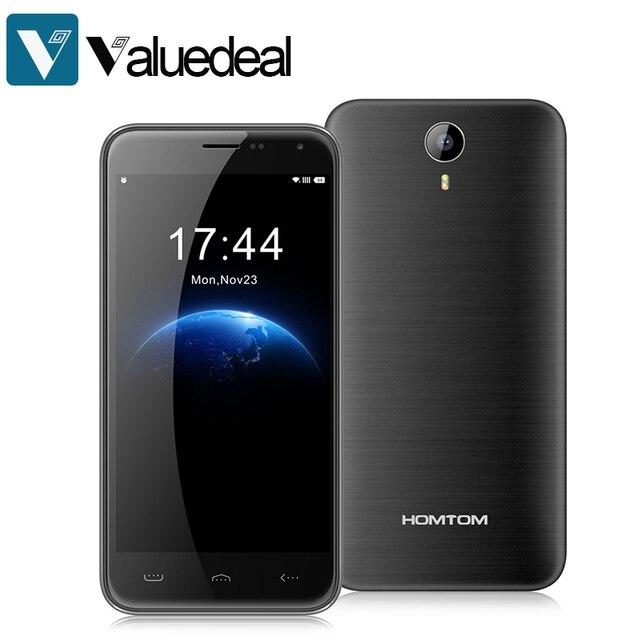 Original HOMTOM HT3 PRO 5.0inch IPS HD Android 5.1 2GB RAM 16GB ROM 4G LTE Smartphone MT6735 Quad Core Dual SIM
