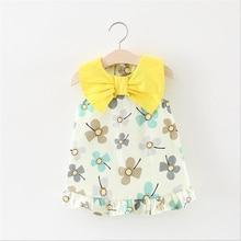 Kids Girl Dresses Summer Clothing 0-3 Years