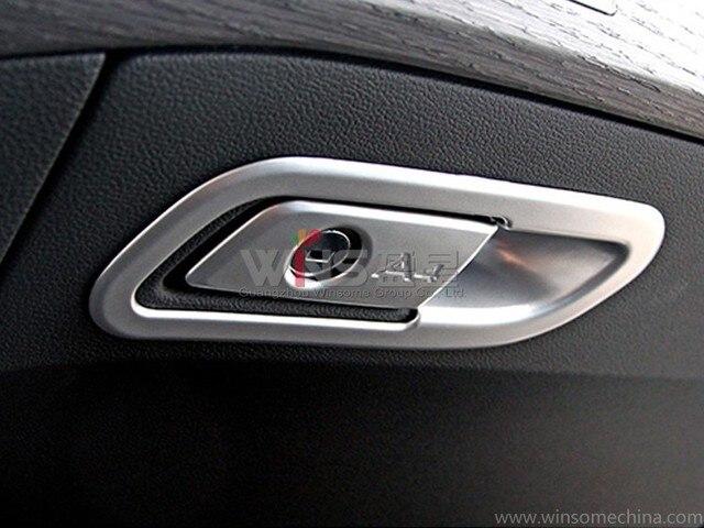 Interieur audi  Voor Audi A4 2016 Interieur Moulding Front Pull Doos Handvat Cover ...