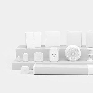 Image 5 - Aqara Finestra del Portello Del Sensore Wireless Zigbee Collegamento Intelligente Mini porta il Lavoro del sensore Con Mi App per Android IOS Phone