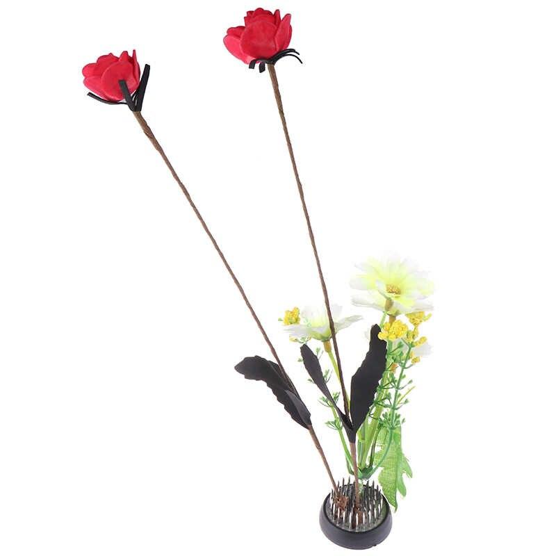 Suporte base de agulha flor kenzan arranjo floral pin japão japonês kenzans espetado sapo fixo ferramentas