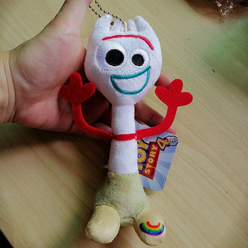 Plush-Toys Toy-Story Stuffed-Doll Alien Buzz Woody Pixar Lightyear Party-Gift Movie Bunny