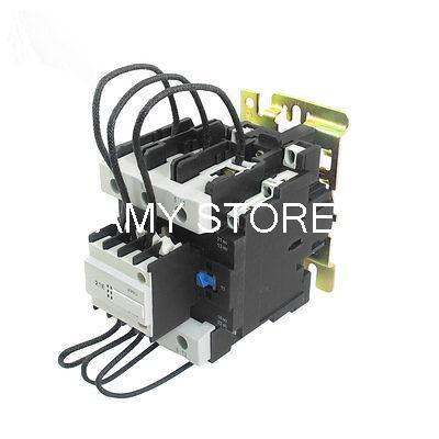 цена на CJ19-80 Ui 500V 380V Coil 80A Pole 1NO Changeover Capacitor AC Contactor