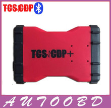 2016 Новый дизайн Качество + Двойной Платы Красный VD600 с 2014.2 Активатор Кейген CDP CAR + TRUCK TCS CDP + Pro Plus с Bluetooth