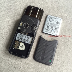 Image 4 - Refurbished Free Shipping Sony Ericsson W850 Bluetooth Mobile Phone 2.0MP Unlocked W850i Cell Phone