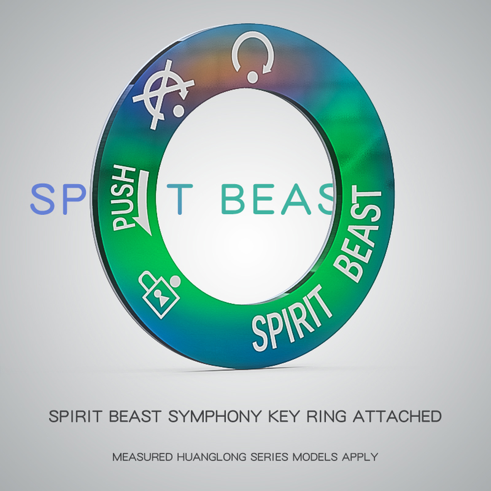 SPIRIT BEAST Motorcycle Start Lock Key Sticker for Benelli BN600i BN300  Suzuki GW250 DL250 EN125 EN2f Honda CB190