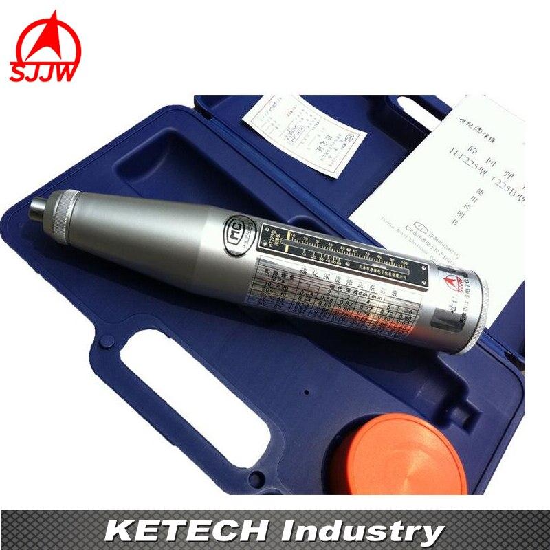 HT-225B High Polymer Material Shell Concrete Test Hammer, Concrete Rebound Tester b 225
