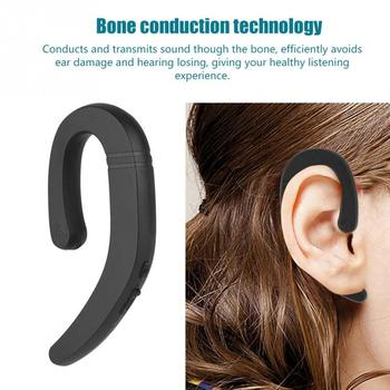 VBESTLIFE Bone Conduction Bluetooth Headset for iPhone Waterproof Bluetooth Earbuds Sports Headphone Wireless Healthy Stereo Ear
