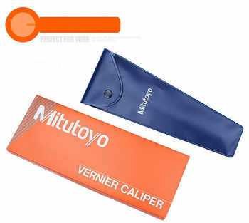1pcs Mitutoyo CNC Calipers Vernier Caliper 0-150 0-200 0-300 0.02 Precision Micrometer Measuring Stainless Steel Tools