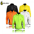 WOLFBIKE Cycling Jersey Men Riding Breathable Quick-dry Jacket Cycle Clothing Bike Long Sleeve Wind Coat 5Colors
