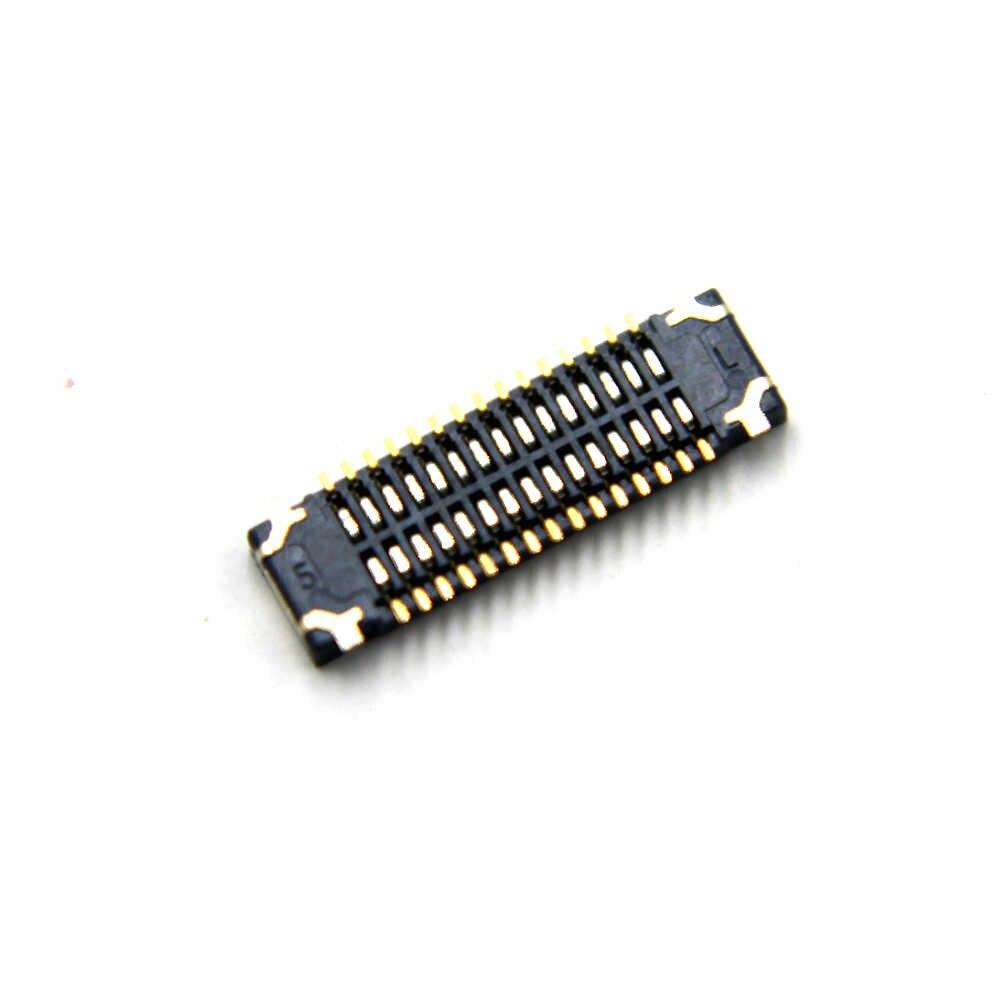 2 قطعة/الوحدة لآسوس zenfone 2 ZE550ML ZE551ML Z00AD lcd عرض fpc موصل منفذ التوصيل على اللوحة 30pin 7.5 ملليمتر