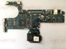 цена на for hp probook 6440b 6540b laptop motherboard 593840-001 ddr3 la-4892 Free Shipping 100% test ok