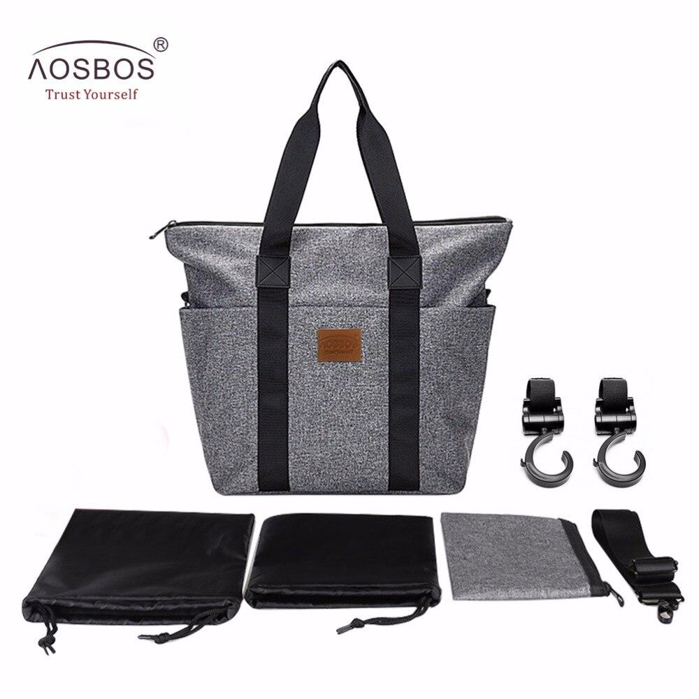 Aosbos დიდი ტევადობის - ჩანთები - ფოტო 1