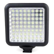 Godox LED64 Видео СВЕТОДИОДНЫЕ Лампы Панель Макросъемки для Canon Nikon Видеокамера