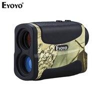 Eyoyo AF 700L Laser Range Finder Scope Meter Speed Measure Camouflage Monocular Rangefinder 6x Distance For Outdoor Sports
