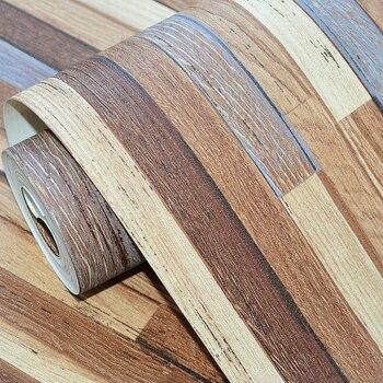 Holzmaserung Papier | Feine Holzmaserung Muster Im Chinesischen Stil Industrielle Cafe Tapete Restaurant Internet Bar Kleidung Shop Heißer Hintergrund Wand Papier