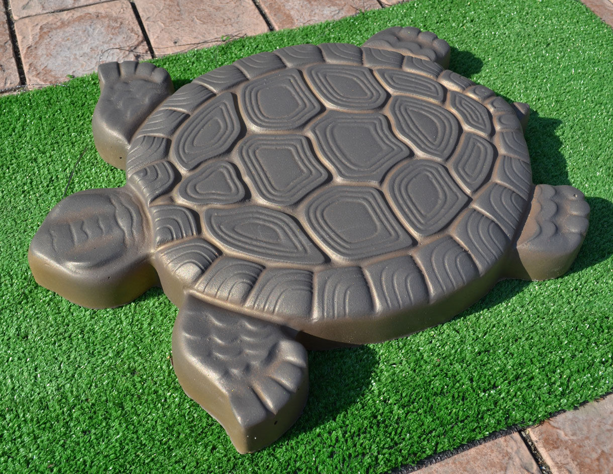 Turtle Stepping Stone Mold Concrete Cement Mould ABS Tortoise for Garden  Path Walking Path Maker Mold Brick DIY Decor|diy decoration|decor  diytortoise decoration - AliExpress