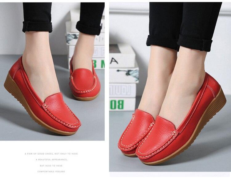 AH 987-2018 New Arrival Autumn Flats Shoes-13