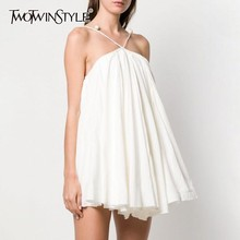 Fashion Gown Pleated Dresses