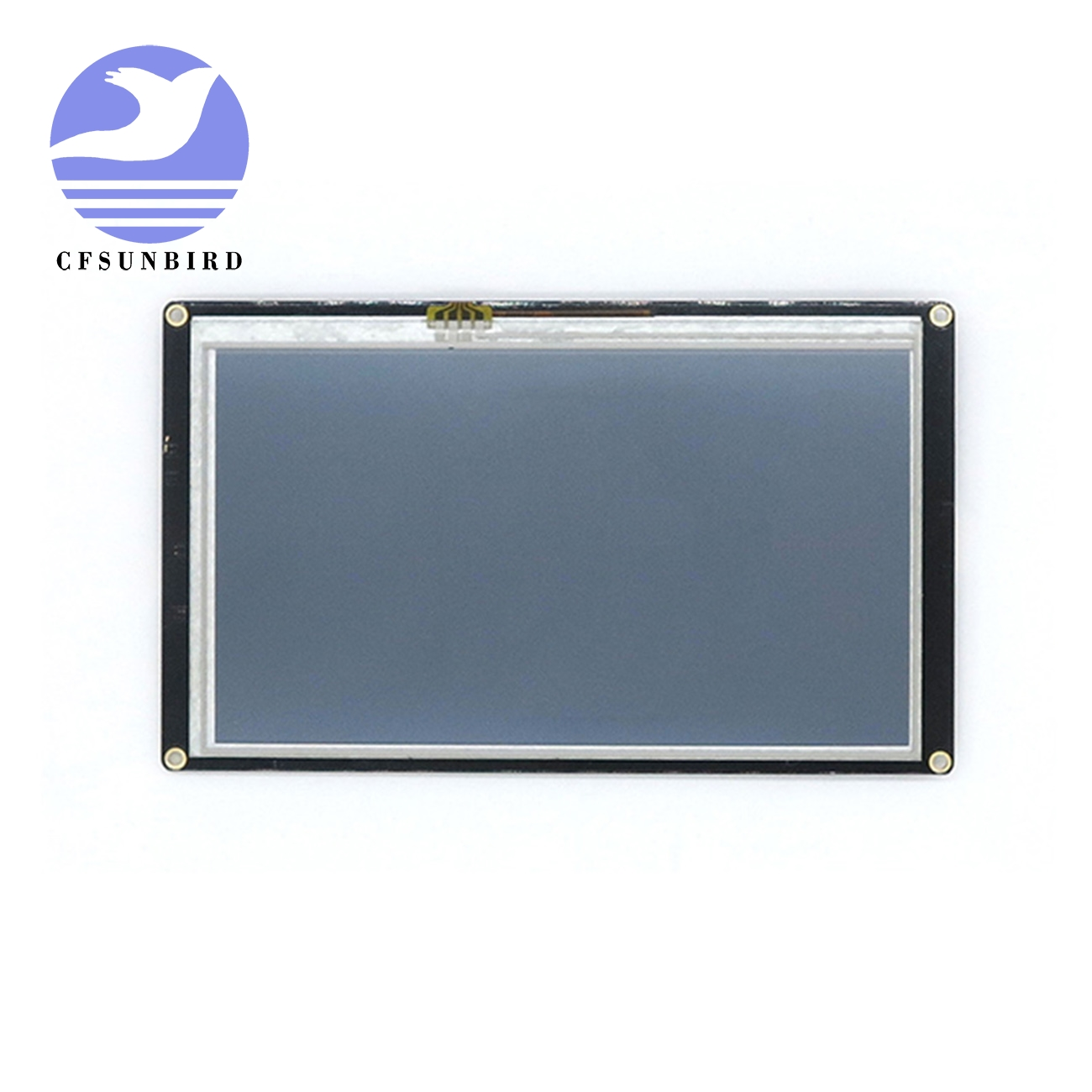 Image 2 - CFsunbird LCD Display Nextion Enhanced 7.0 HMI Touch TFT Display Raspberry Pi Lcd Controller Board NX8048K070-in LCD Modules from Electronic Components & Supplies