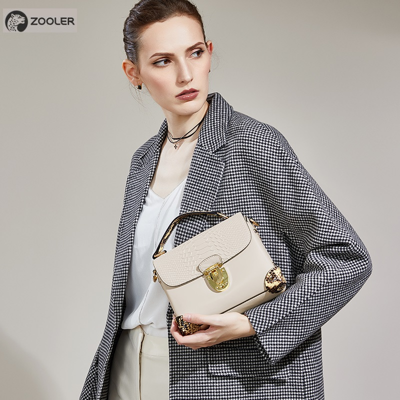 ZOOLER high quality 2019 woman leather bags women luxury handbag shoulder bags COW leather tote bag famous brand bolsas- B230ZOOLER high quality 2019 woman leather bags women luxury handbag shoulder bags COW leather tote bag famous brand bolsas- B230