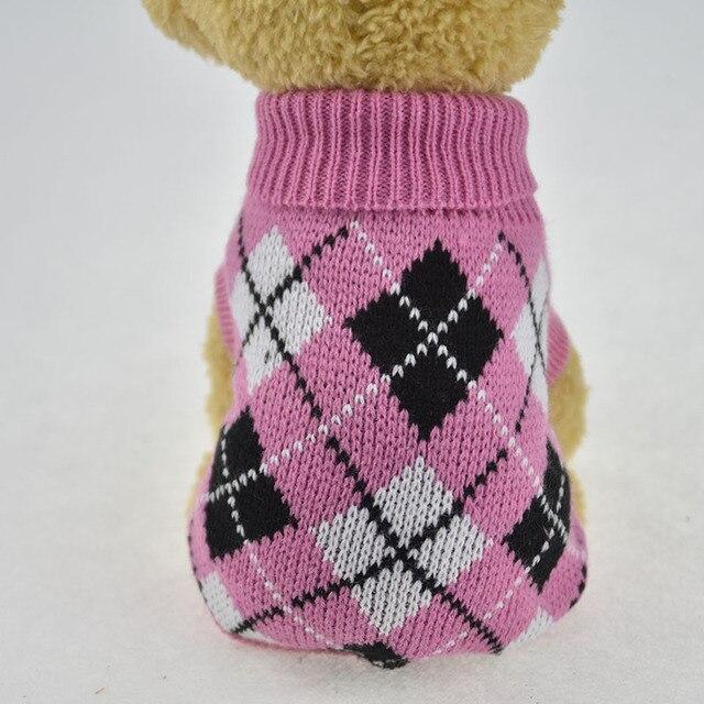 Haustier hund katze pullover sweatershirt winter warm knit knited ...