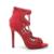 Mulheres Sandálias Marca Designer Gladiador Sexy de Salto Alto Do Dedo Do Pé Aberto Recortes Mulheres Sapatos Rendas Até Sapatos de Mulher Bombas Sandalias Mujer
