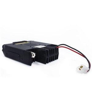 Image 4 - QYT KT 980Plus 75W סופר כוח Dual Band נייד רדיו 136 174MHz/400 480MHZ עבור רכב נייד רדיו QYT רכב רדיו KT 980 בתוספת